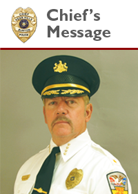 Chief's Message